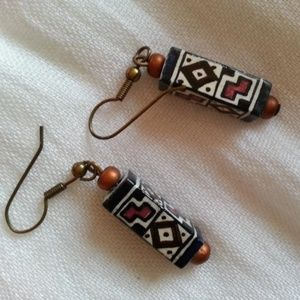 Jewelry - 🇿🇦☮Authentic South African Ndbele Earrings